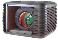 Rafraichissement adiabatique avec ventilateur centrifuge